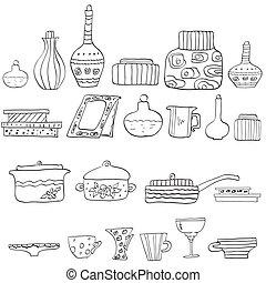 drawing utensils