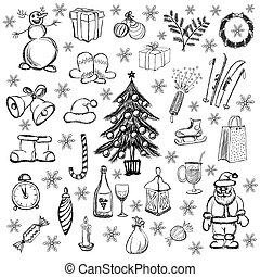 Drawings of Christmas
