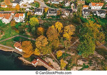 Dr?bak in Autumn Colours