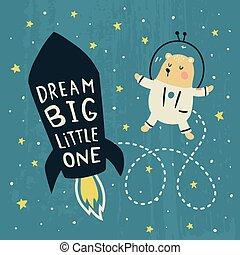 dream big bear