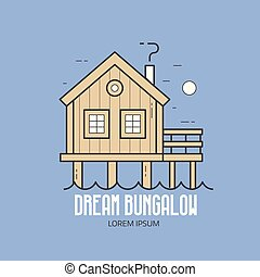Dream Bungalow Hotel Logo