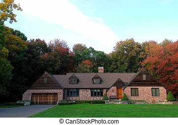 Dream Home - Dream House built with style New England