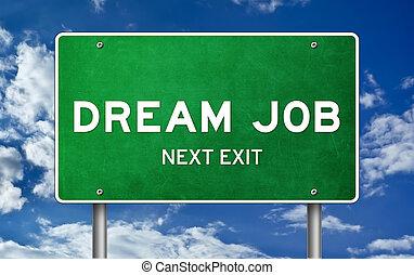 Dream Job - next exit