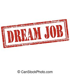 Dream Job-stamp