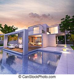 Dream modern house