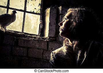 Dream of freedom in a prison psychiatric