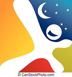 Dreams Logo Design Template Vector
