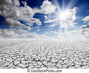dreamscape, 由于, 被爆裂, 土壤