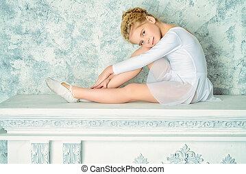 dreamy ballerina