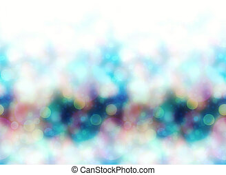 Dreamy Bokeh Background - Abstract colorful dreamy...