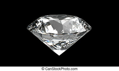 drehen, diamant, loopable