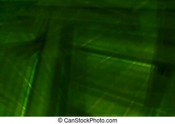 drehen, grün, hyper