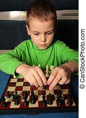 dreng, og, chess