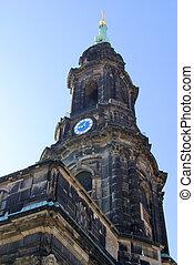 Dresden Church of the Cross 01