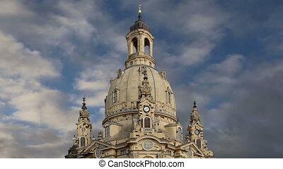 Dresden Frauenkirche, Germany - Dresden Frauenkirche (...