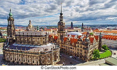 Dresden has a long history as the capital and royal...