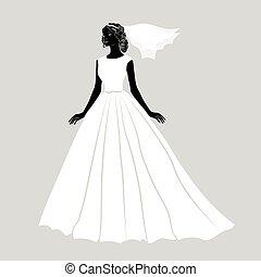 dress., casório, noiva
