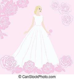 dress., noiva, casório