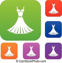 Dress set collection