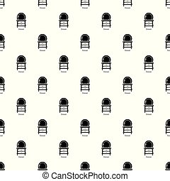 Dresser pattern vector seamless repeating for any web design