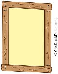 drewniana budowa