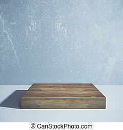 drewniana deska, pojęcie, ad