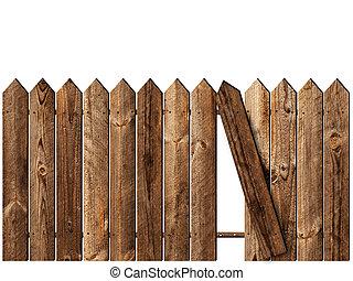 drewniana szermierka