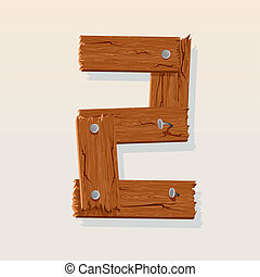 drewniany, 2, liczba