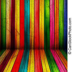drewno, barwny, tło