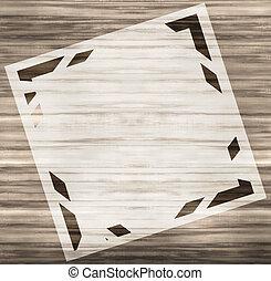 drewno, graficzny zamiar, tło, twórczy