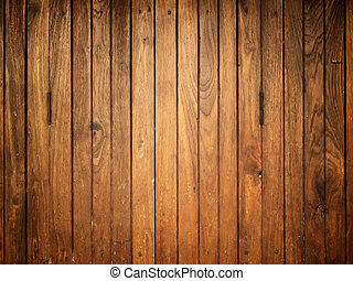 drewno, stary, struktura