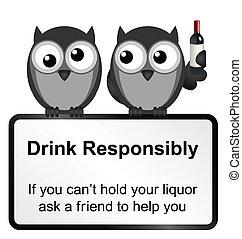 drickande