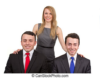 drie, businesspeople