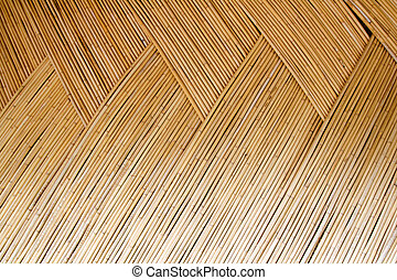 dried cane pattern interlaced texture for traditional asian...