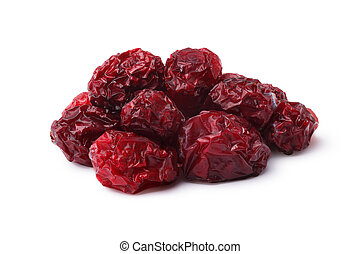 Dried cranberry (bearberry) - Dried cultivated cranberry (...