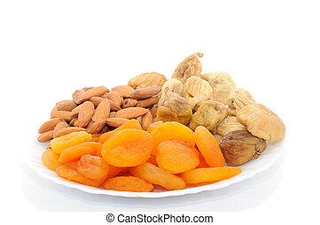 Dried fruits mix