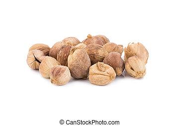 Dried Herbs, Amomum krervanh Pierre, Siam Cardamom, Best Cardamom, Clustered Cardamom, Camphor Seed, Zingiberaceae