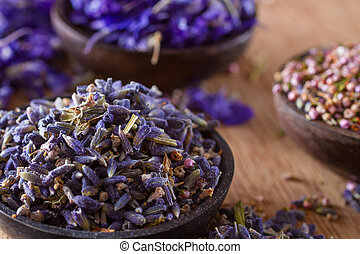 Dried lavender - The wonderful smell of dried lavender: for ...