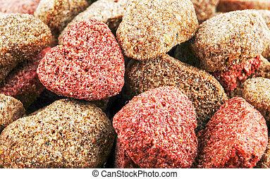 Dried Pet Food