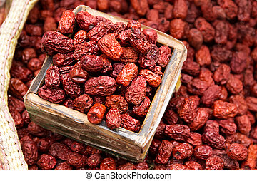 Dried red jujube for sell
