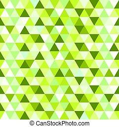driehoek, kleurrijke, model, abstract, achtergrond, driehoeken