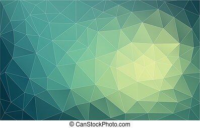 driehoek, kleurrijke, shapes., pattern., achtergrond., retro, achtergrond, geometrisch, mozaïek