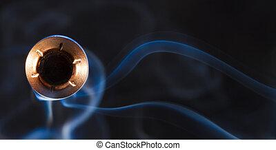 Drifting bullet