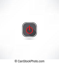 drijf knoop aan, pictogram