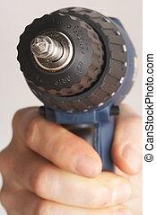 drill head - Bohrkopf