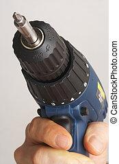 drill head I - Bohrkopf I