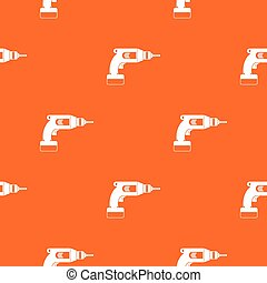 Drill pattern seamless