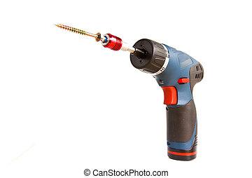 Drill-screwdriver