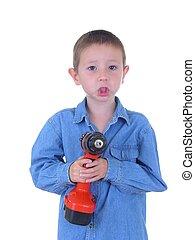Drilling Boy One