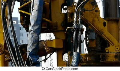 drilling machinery,Construction of